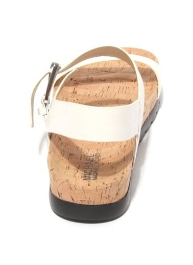 Michael Kors Sandalet Beyaz